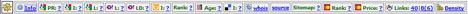 SeoQuake Toolbar