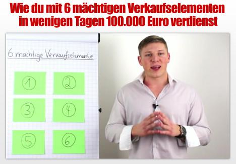 Kris Stelljes: Business Launch Masterplan