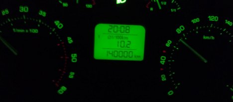 Skoda Octavia 140.000 km