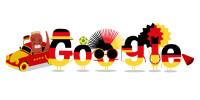 Google Doodle: Weltmeister 2014